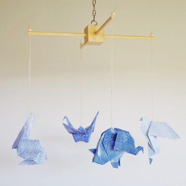 Giostrina di origami
