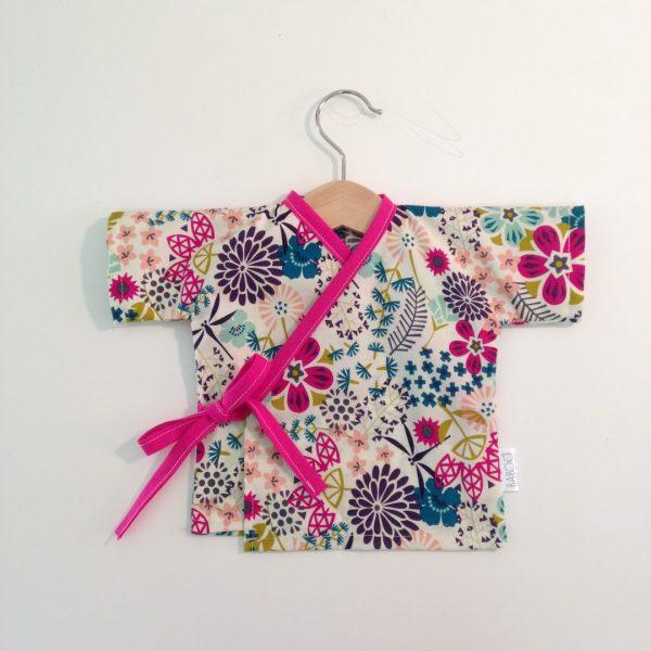 kimono fiori bambina (5)