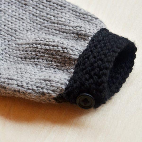 Salopette di lana
