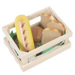 set pane in legno