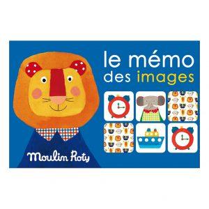 Memory delle immagini Popipop Moulin Roty