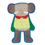 Puzzle personaggi Moulin Roty elefante