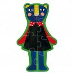 Puzzle personaggi Moulin Roty pantera