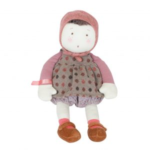 bambola morbida bebè Margotte