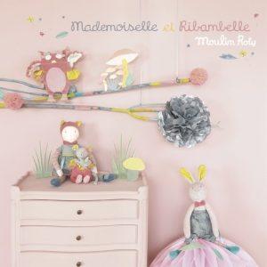 Mademoiselle et Ribambelle
