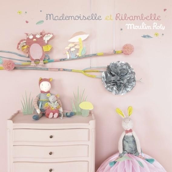 Moulin Roty linea Mademoiselle et Ribambelle