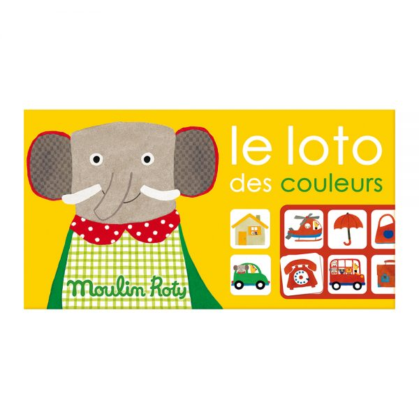 Gioco del lotto Popipop Moulin Roty