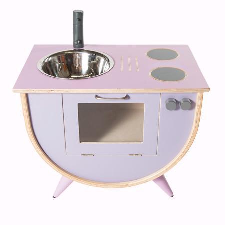Cucina gioco di Sebra rosa