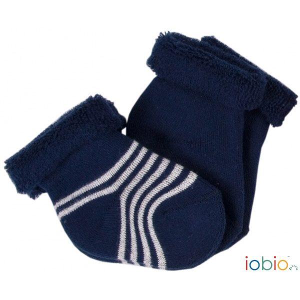 Calzini nascita blu Popolini