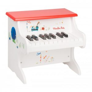 Piano Les Zig et Zag Moulin Roty
