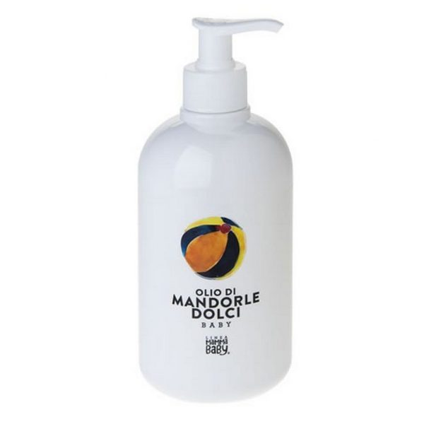 Olio di mandorle baby Linea MammaBaby
