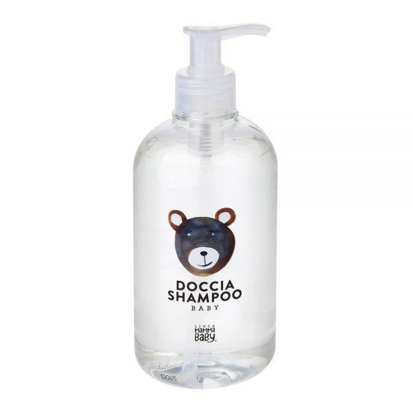 Doccia shampoo baby Linea MammaBaby