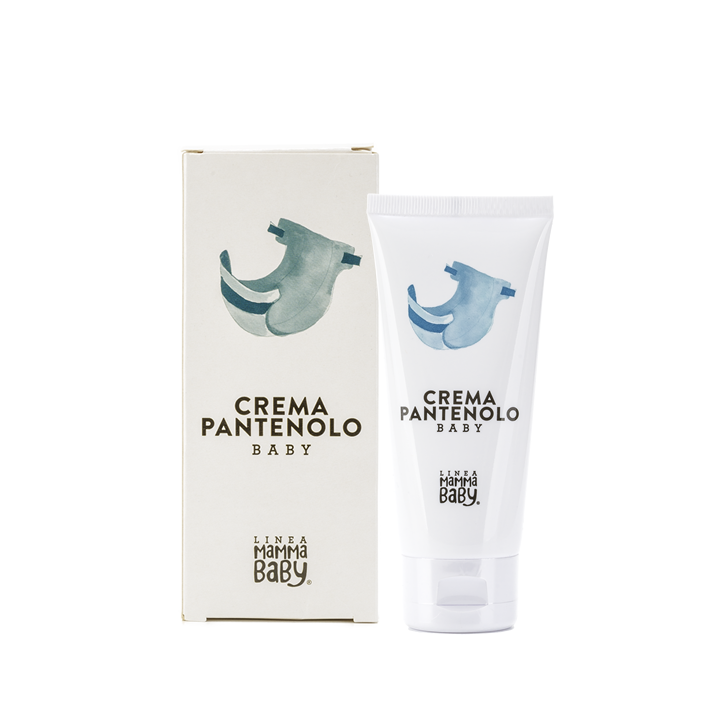 Crema pantenolo baby Linea MammaBaby
