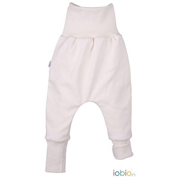 Pantaloni yoga ecrù Popolini