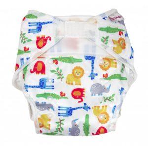 Pannolino lavabile One size Zoo ImseVimse