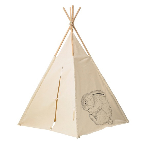 Tenda indiani Sleeping animals tipi