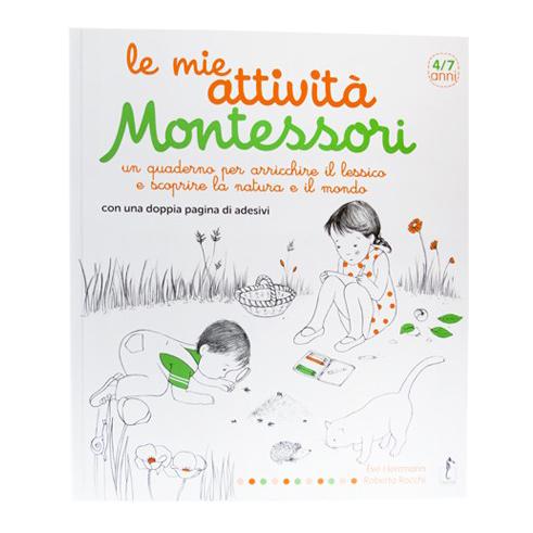 Le mie attività Montessori 4-7 anni