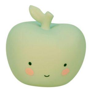 Mini lampada notturna mela verde
