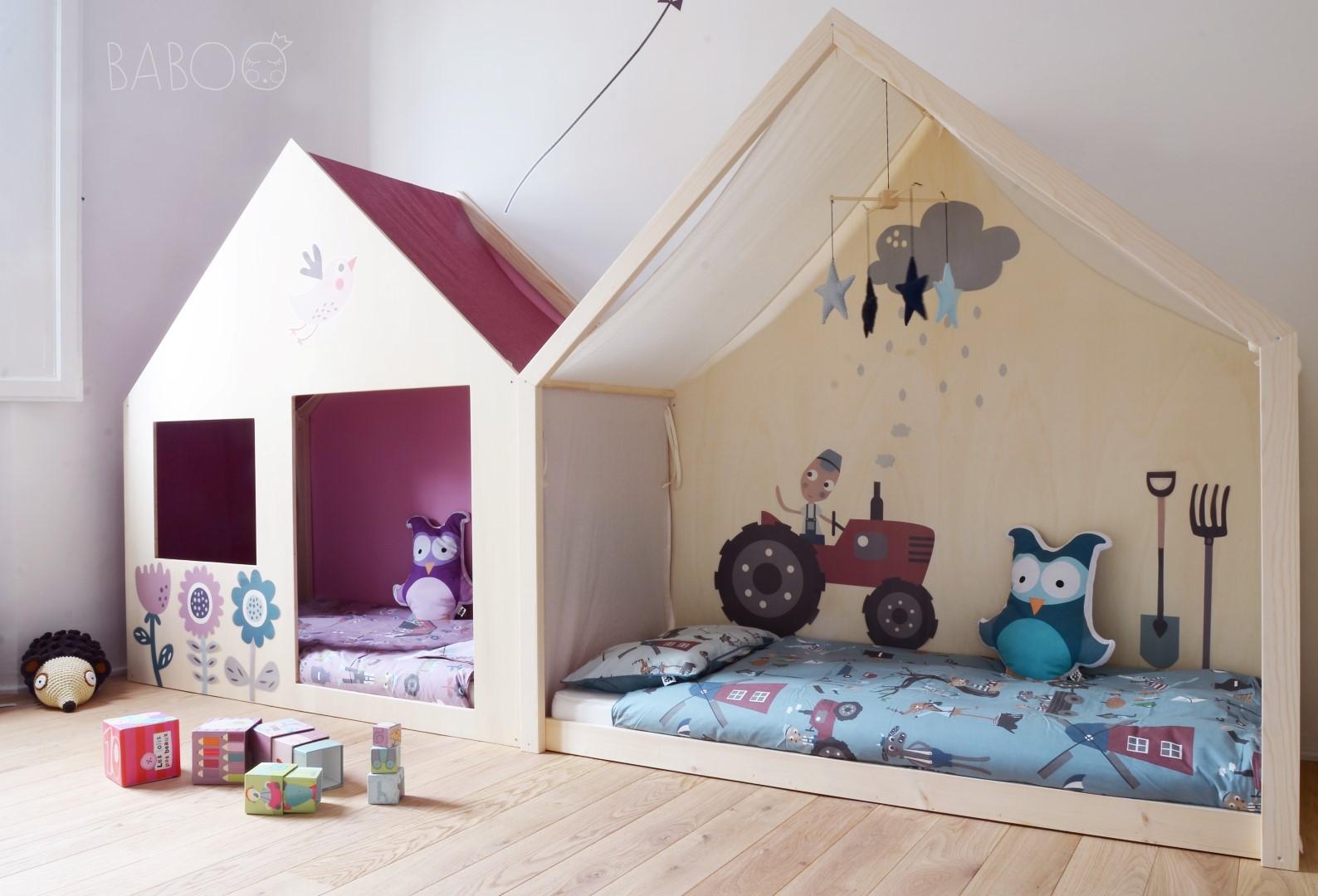 Letto Per Bambini Montessori : Lettino montessori tutti giù per terra babookidsdesign