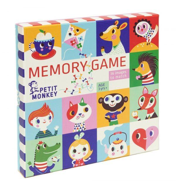 Gioco memory dei personaggi fantastici