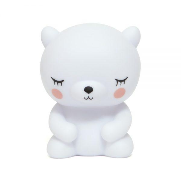 Mini lampada notturna orso polare