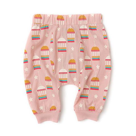 Pantaloni turchi Gabbiette rosa