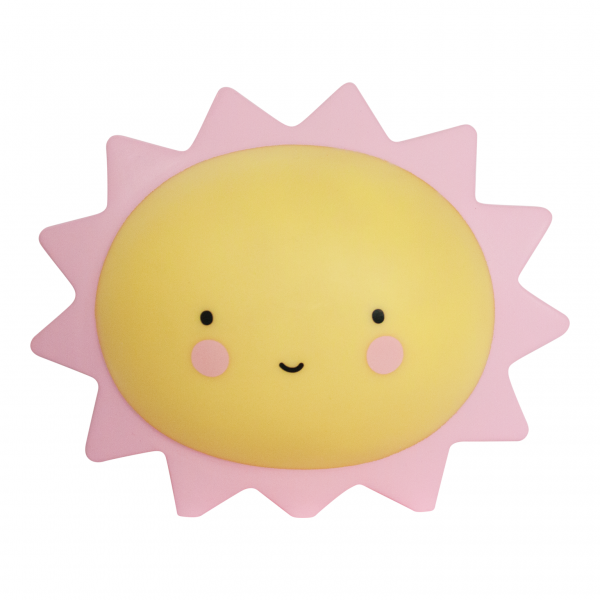 Mini lampada notturna sole