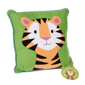 Cuscino bambino tigre indiana