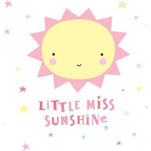 Adesivi da parete Miss Sunshine