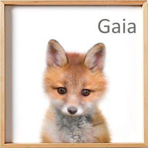 Gaia's baby