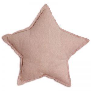 Cuscino stella rosa Baboo