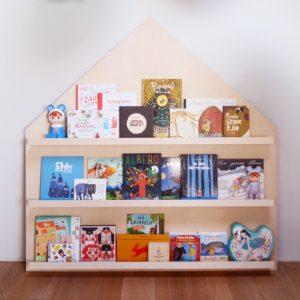 Libreria frontale Montessori La casa dei libri XL