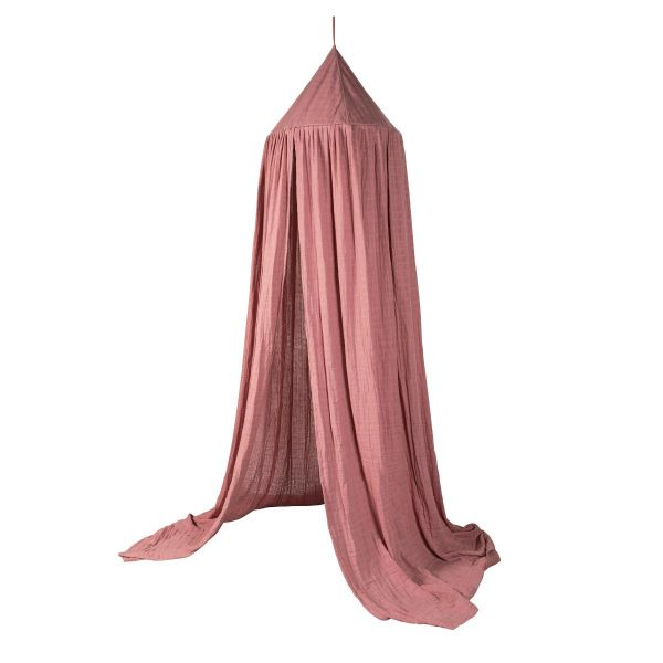 Baldacchino rosa vintage di Sebra