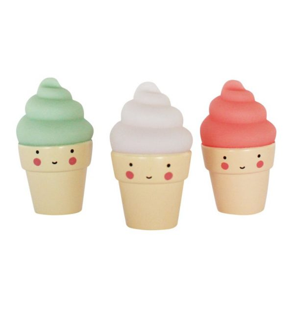 Mini figurine gelati