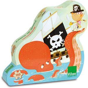 Puzzle vascello dei pirati Vilac