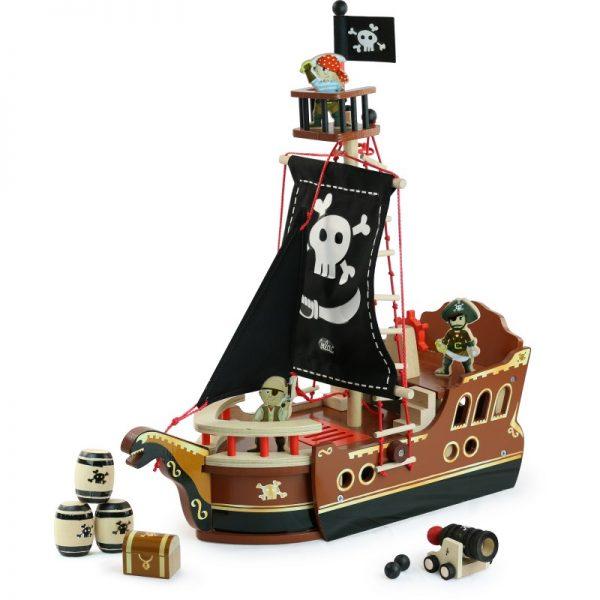 Vascello dei pirati Vilac