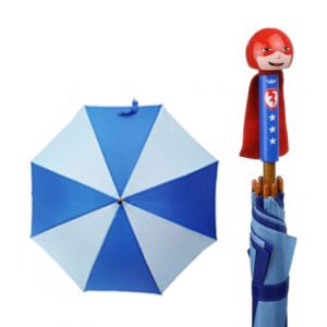 Ombrello per bambino Supereroe Vilac