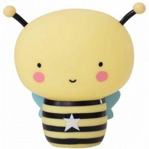 Lampada notturna ricaricabile ape