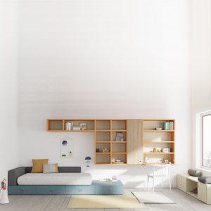 Composizione camera Orleans Lagrama