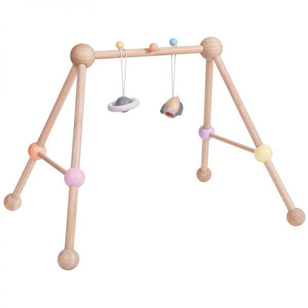 Palestrina in legno Galaxy Plan Toys pastello