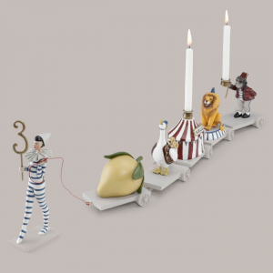 Parata da compleanno con candele Pierrot Konges sløjd