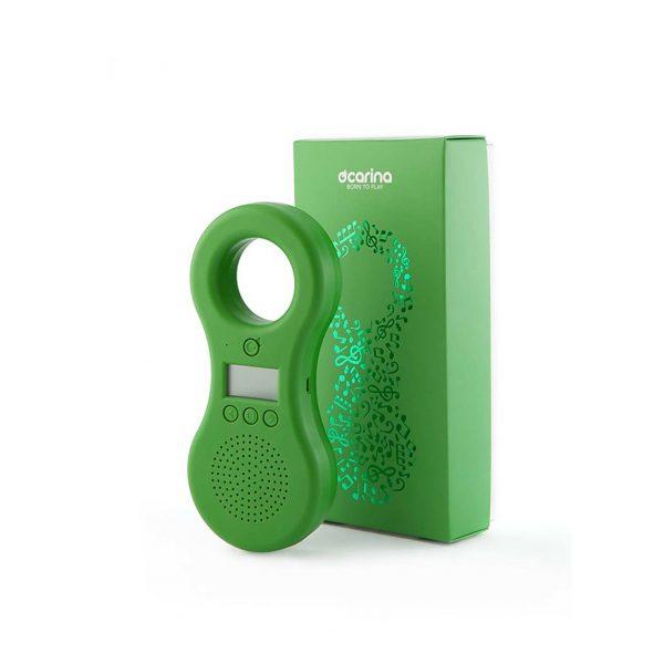 Lettore MP3 e registratore 8GB per Bambini verde Ocarina