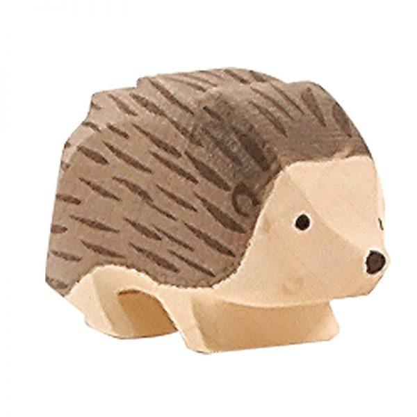 Figura legno Riccio grande - Ostheimer