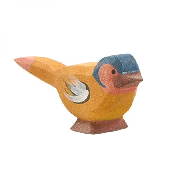 Figura legno Fringuello - Ostheimer