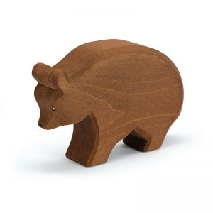 Figura legno grande Orso - Ostheimer