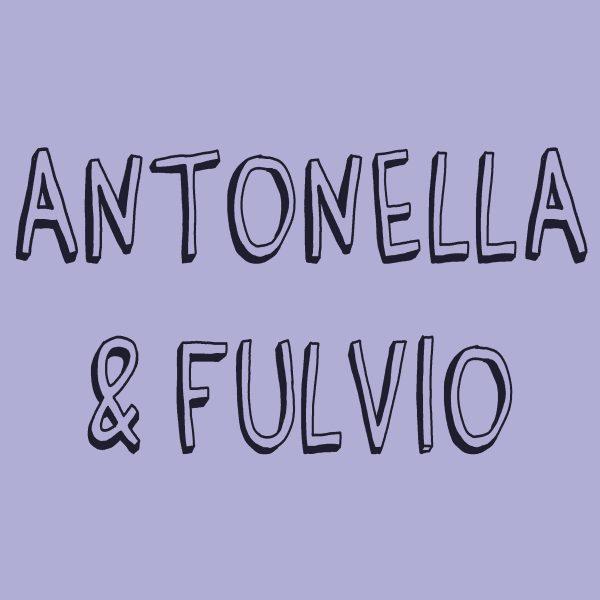 ANTONELLA E FULVIO