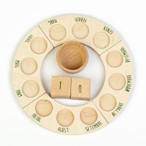 Calendario perpetuo italiano senza Nins® Grapat