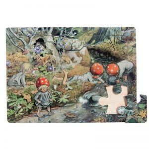 Puzzle legno Children of the forest Elsa Beskow