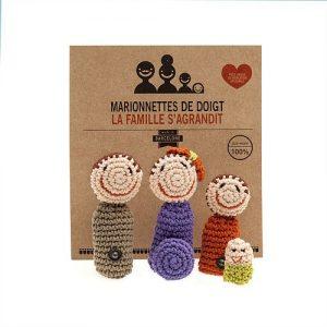 Set marionette - Arriva un fratellino aPunt Barcelona