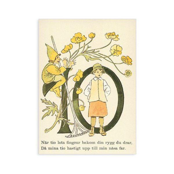 cartolina-numero-10-fiorito-ottilia-adelborg